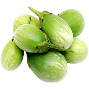 Green Brinjal Seeds