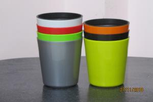 Pot in pot Multi colored Planters 12*13 CMS