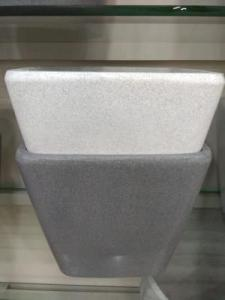 Decora square pot GC 35