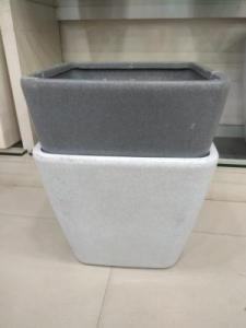 Decora square pot GC 40