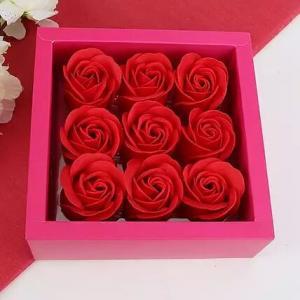 Square Roses Box